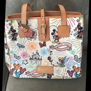 Dooney & Bourke Disney Sketch Handbag